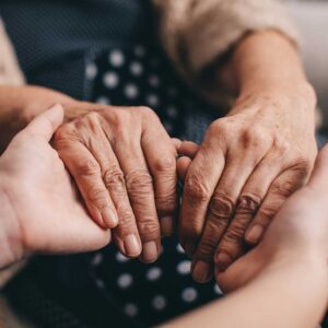 Let's talk - difficult conversations about dying, death and bereavement